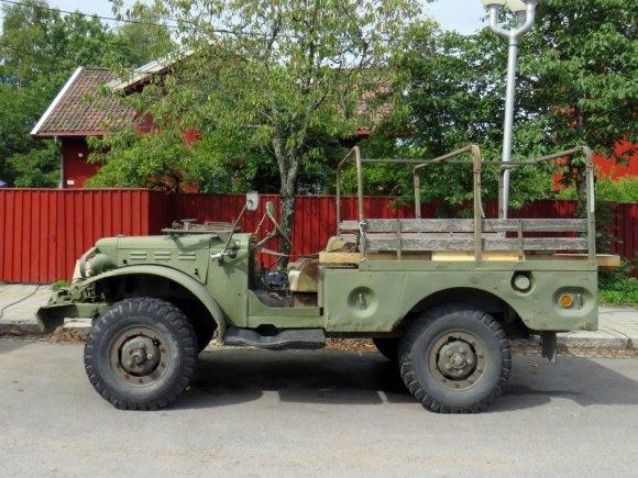 1943 DODGE WC-52
