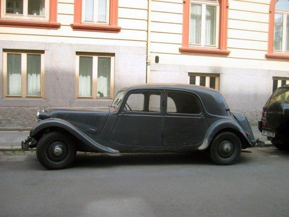 1954 CITROEN 11BL