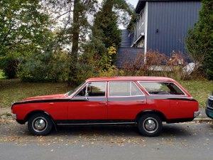 1972 Opel Rekord 1700