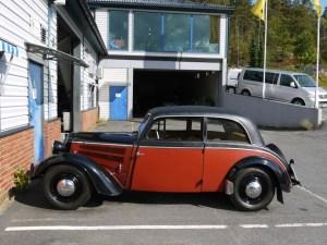 1939 DKW F8 MEISTERKLASSE