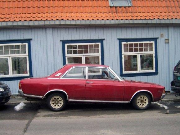 1972 FORD 20M XL