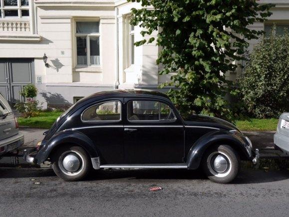 1961 VOLKSWAGEN 113 DE LUXE