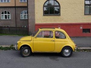 1971 FIAT 500 L