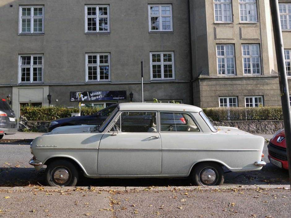 1963 OPEL KADETT