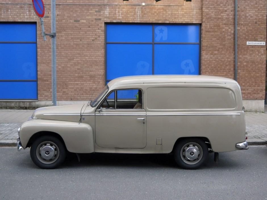 1968 VOLVO DUETT