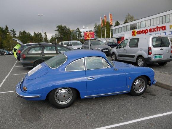 1965 Porsche 356 C coupe