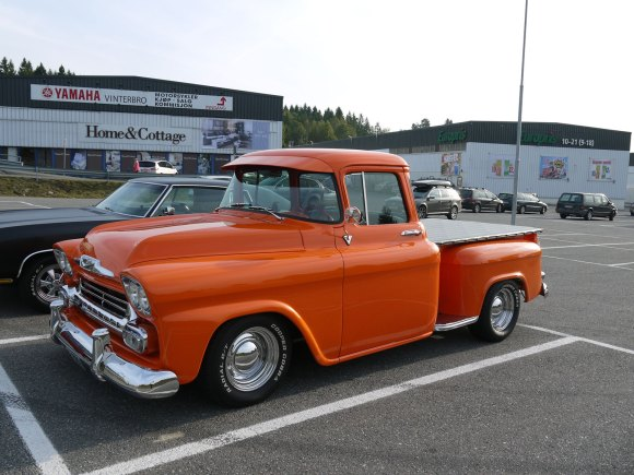 1959 Chevrolet 3100 Task Force Stepside