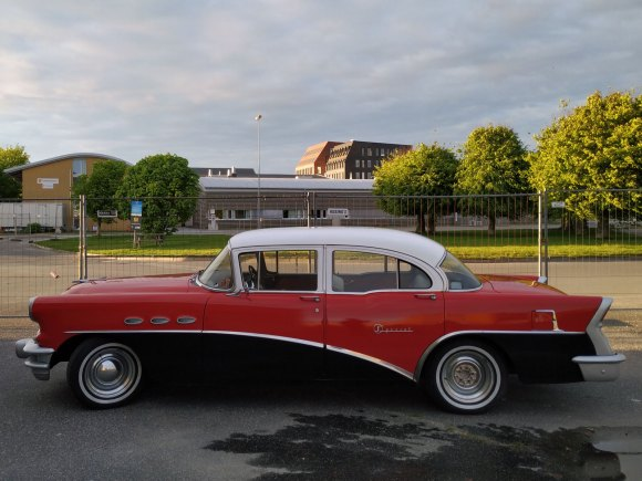 1956 Buick Special american classic cars
