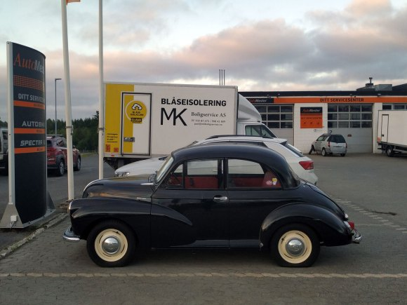 1964 Morris Minor 100 Alec Issigonis