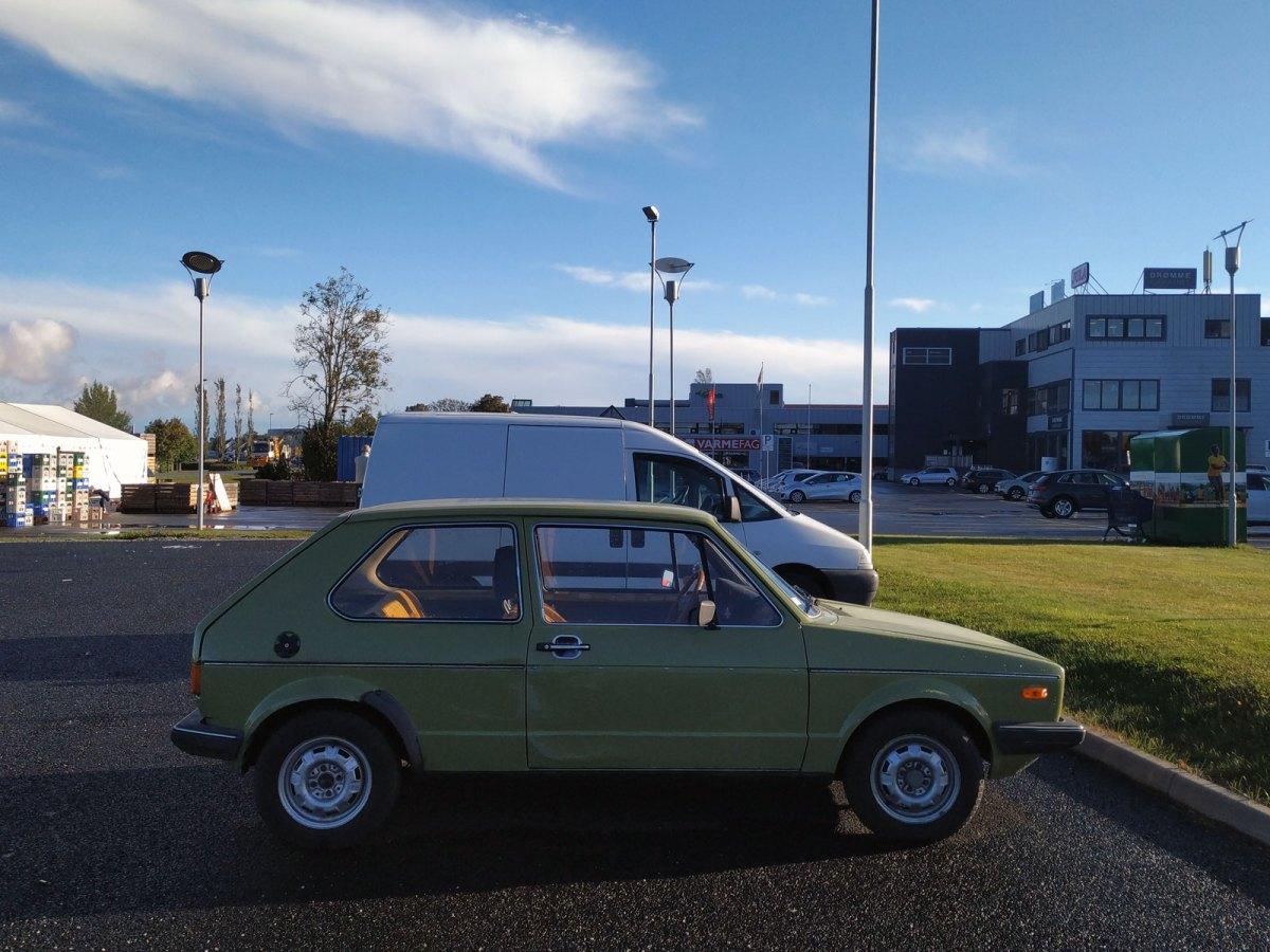 1978 Volkswagen Golf mk1 survivor thumbnail