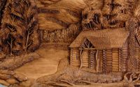 Woodcarvings by Dylan Goodson