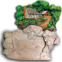 Product image for Dylan's Farmhouse Roughout