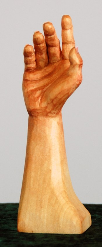 Carving Hands Video product image 1