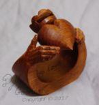 Claddagh Inspired ring holder