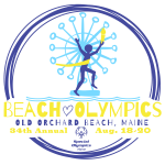 old orchard beach olympics event august
