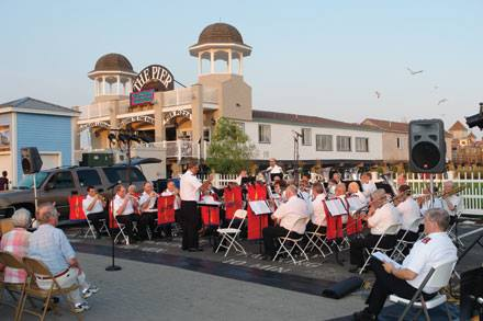 Seaside Pavilion 4th of July Patriotic Concert