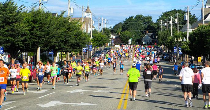 Annual Breakaway 5K Race