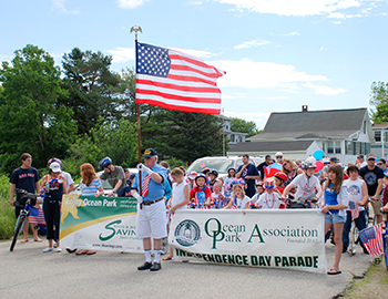 Ocean Park Annual 4th of July Parade