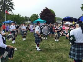 old orchard beach scottish festival