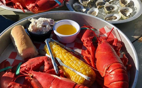 food dining old orchard beach