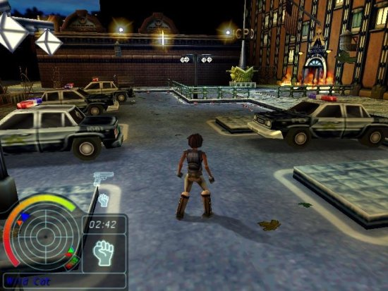 Urban Chaos PS1 ROM #31