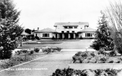 Hotel Canberra