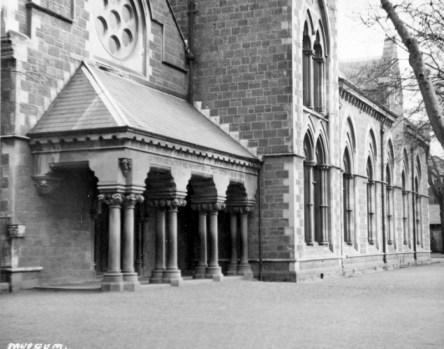 Cantebury Museum, Rolleston Avenue