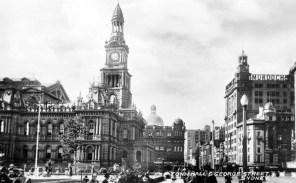 Townhall & George Street