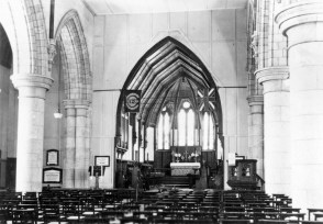 Interior, Nelson Cathedral