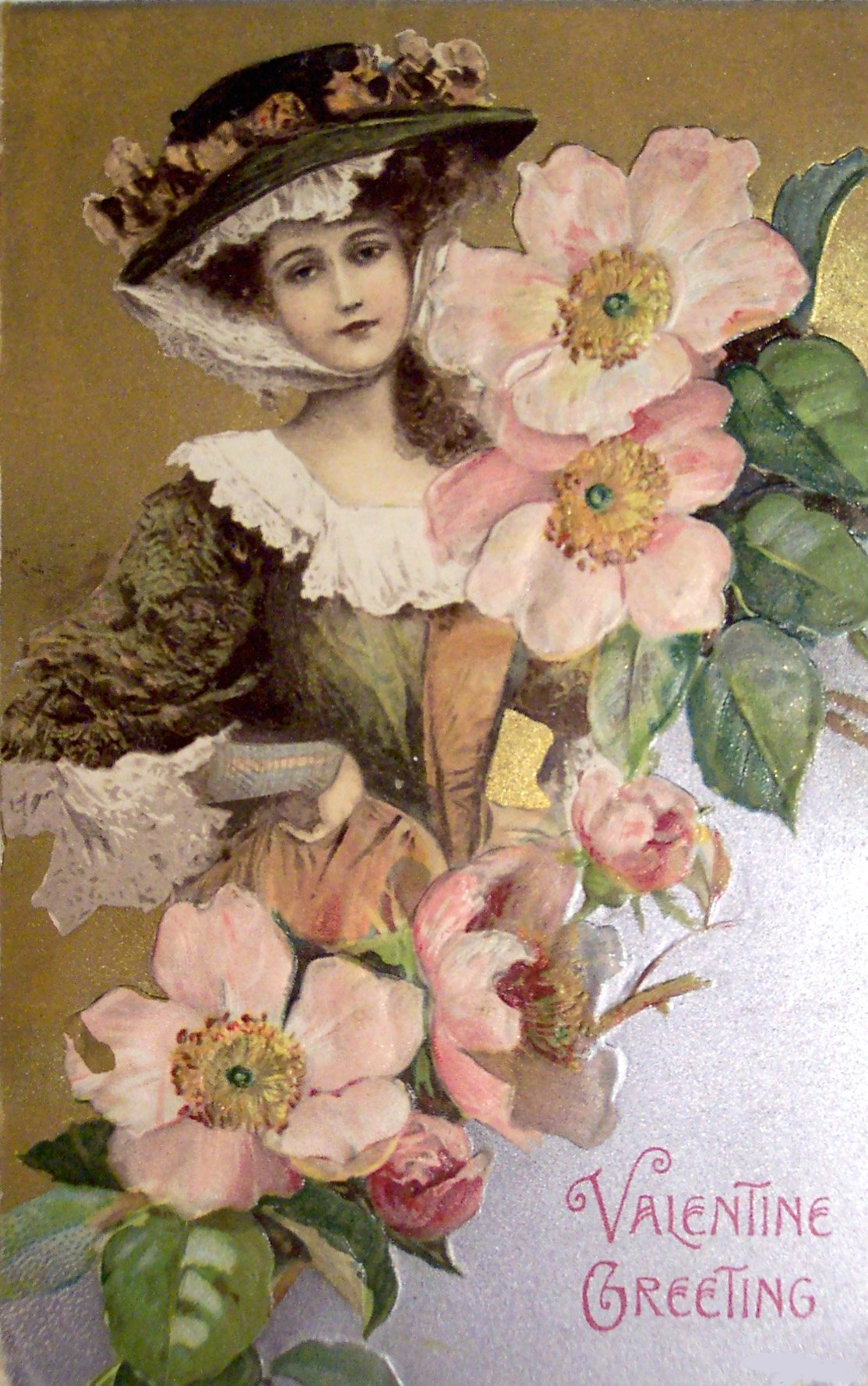 A great site to locate victorian antique valentines cards. Victorian Valentines: Romantic & Vinegar - Old Pictures