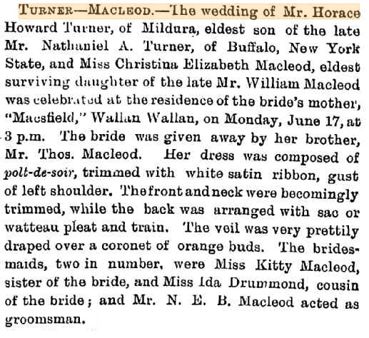 Table Talk Newspaper - July 12th, 1895