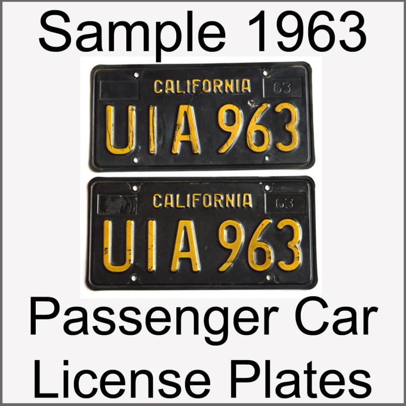 License Plate Lookup California