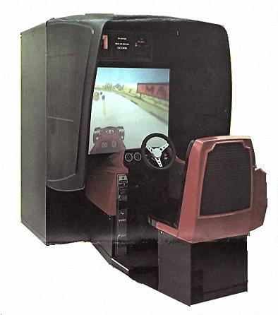 F1 – arcade da Atari/Namco de 1976