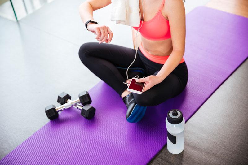 Fitness Tracker - Optimal Living Daily