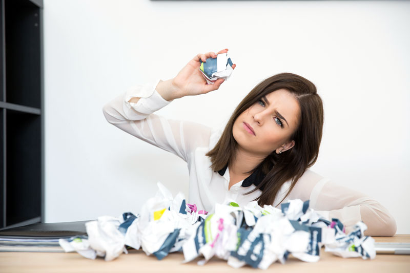 How Do I Declutter Paper?