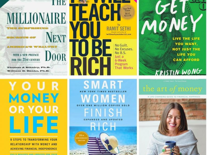 8 Personal Finance Books You Should Read