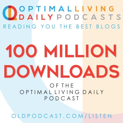 Optimal Living Daily downloads passes 100 million