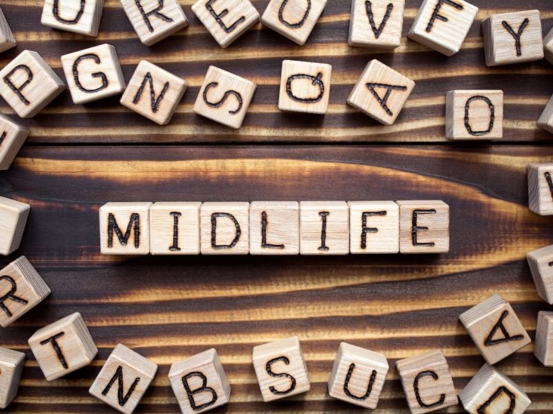 Midlife Change and Courage