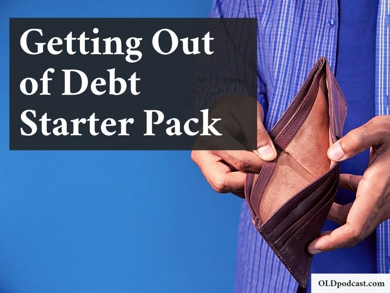 Getting Out of Debt Starter Pack