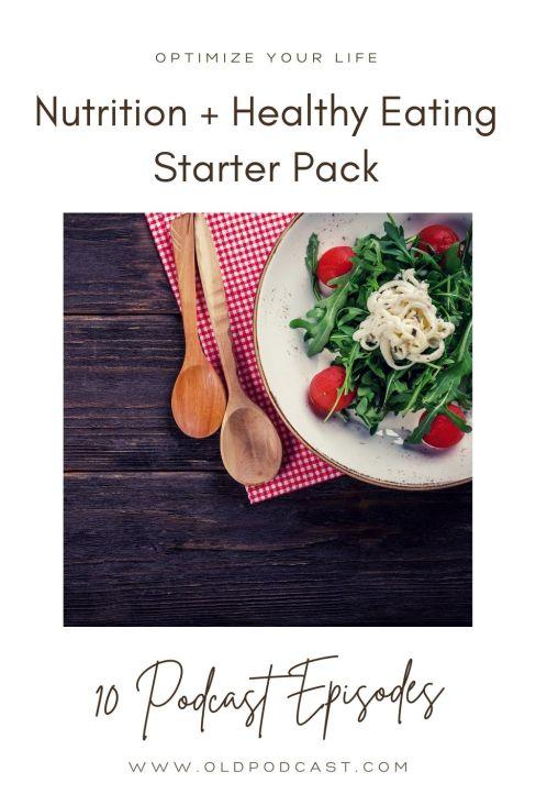 healthy eating starter pack