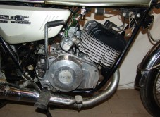 lato motore destro