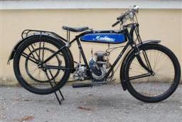 MOTOBECANE 175 MB3 1926