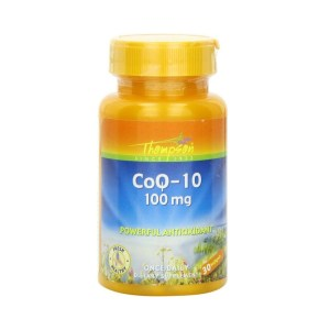Thompson CoQ-10 100mg -30 softgels-