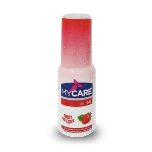 MYCARE Fruit of Love Lubricating Gel with Strawberry – 50 ml –