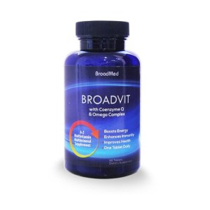 BroadMed BroadVit – 90 Capsules –
