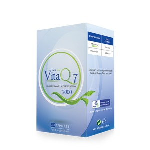 Med-Vial Vita Q7 – 30 Capsules –