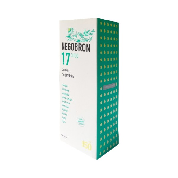 Negobron Confort Respiratoire – 150 ml –