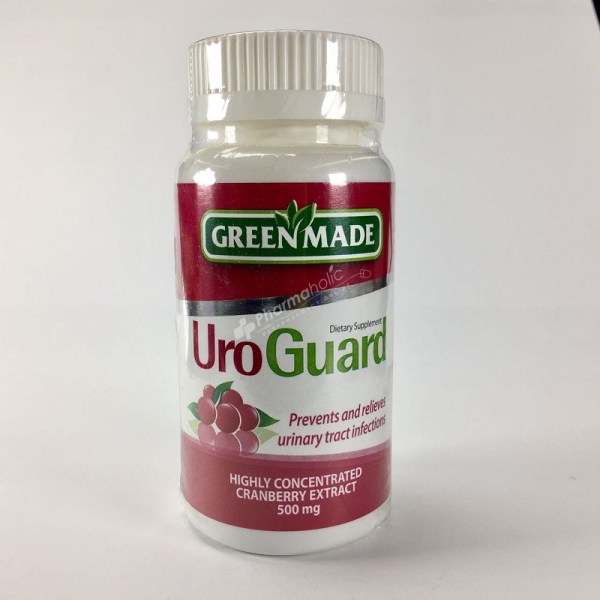 Green Made UroGuard – 60 Capsules –