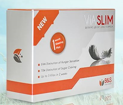 Via Slim Extreme Weight Loss Formula – 30 capsules –
