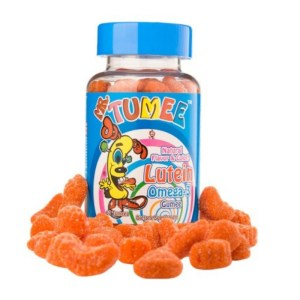 MR. TUMEE Lutein with Omega-3  – 60 Tumees –